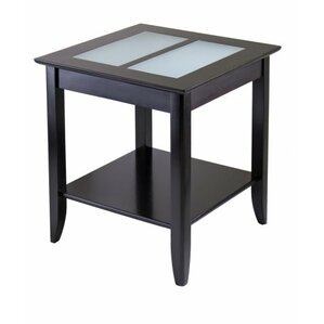 Syrah End Table by Luxury Home