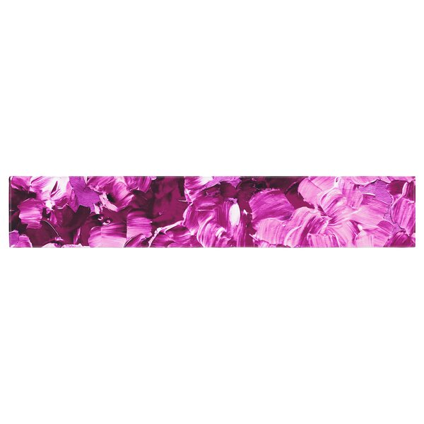 Ebi Emporium Floral Fantasy III Table Runner by East Urban Home