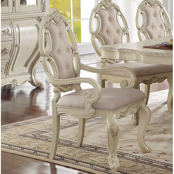 Larosa Upholstered Dining Chair (Set of 2) by Astoria Grand