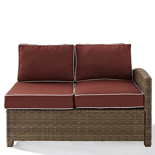 Lawson Right Corner Loveseat with Cushions by Birch Lane™ Heritage
