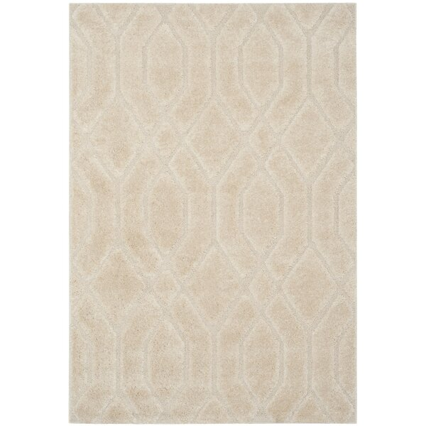 Archway Cream Area Rug by Mercer41