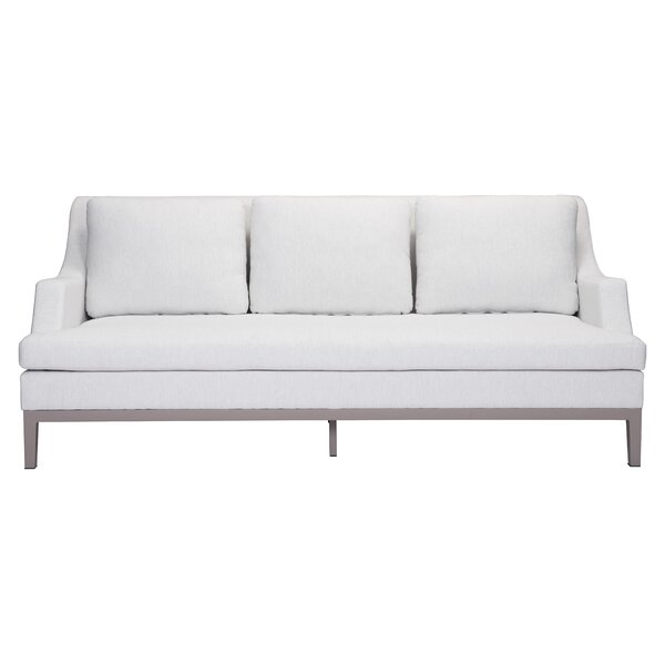 Kennington Sofa with Cushions by Orren Ellis