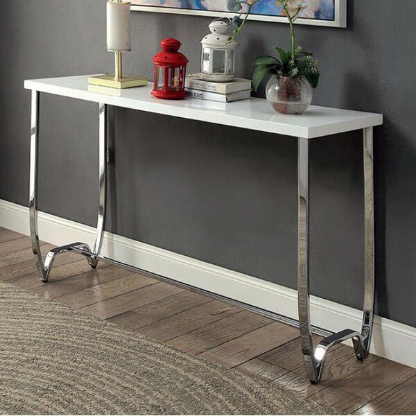 Schell Console Table by Orren Ellis