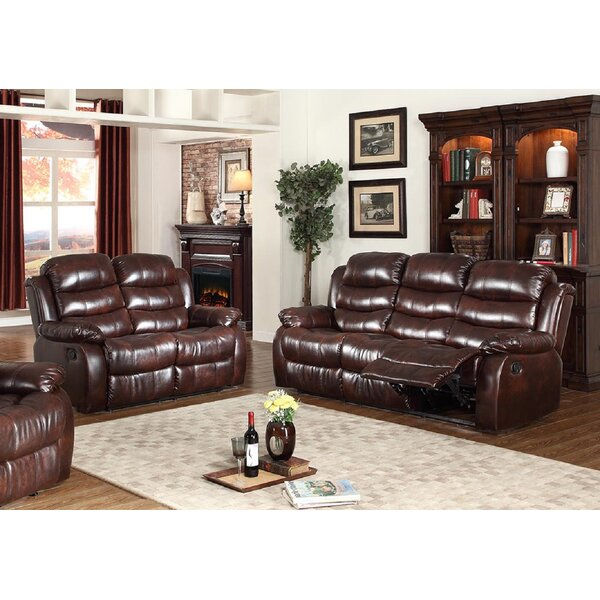Pangkal Pinang 2 Piece Reclining Living Room Set by Red Barrel Studio
