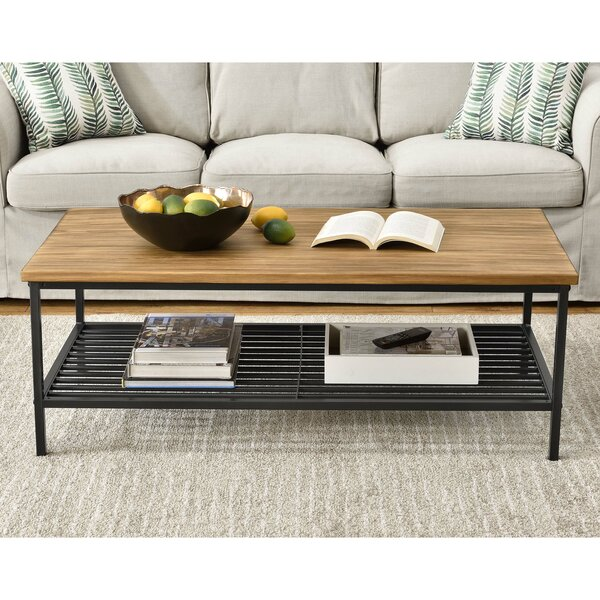 Huntley Coffee Table by Williston Forge Williston Forge