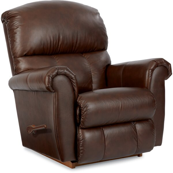 Briggs Leather Recliner by La-Z-Boy