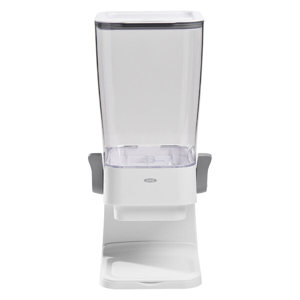 Good Grips Countertop Cereal Dispenser By Oxo.