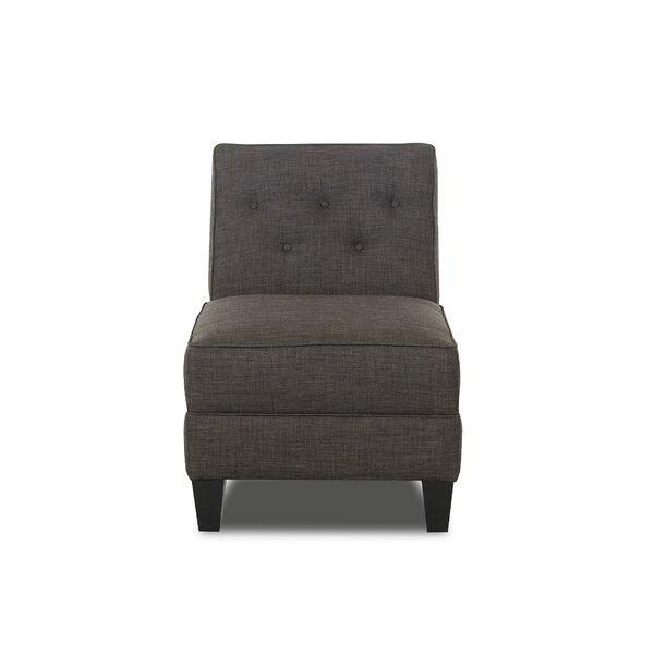 Holbæk Slipper Chair by Latitude Run