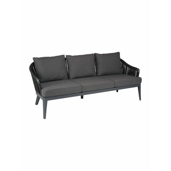 Vero Beach Patio Sofa with Cushions by Florida Seating