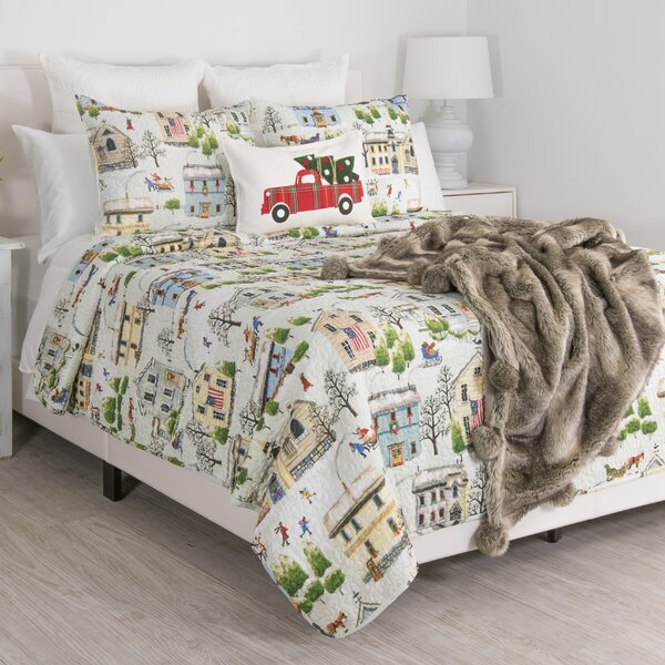 Toulouse Quilt Set by The Holiday Aisle