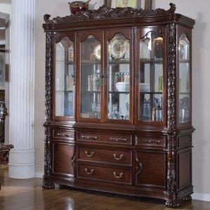 Arnaline China Cabinet by Astoria Grand