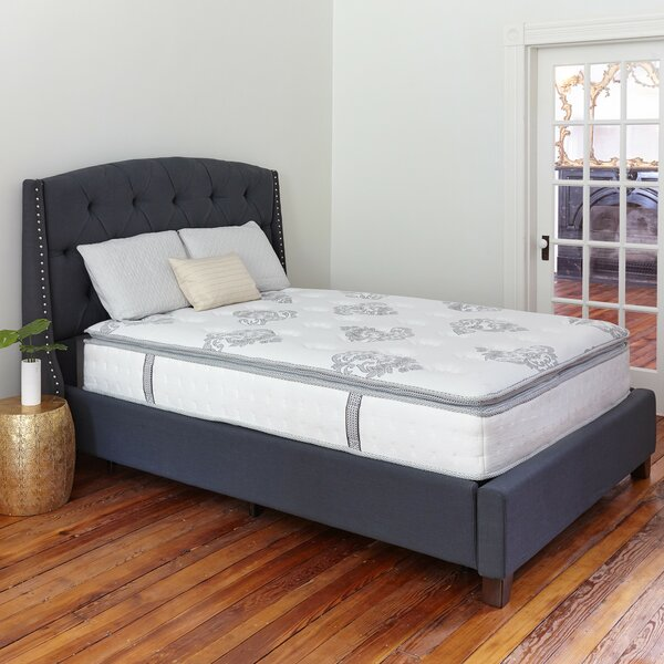 Mercer 12 Medium Hybrid Mattress by Classic Brands