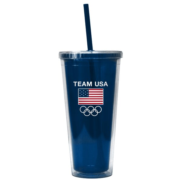 Olympics 22 oz. Plastic Travel Tumbler by Boelter Brands