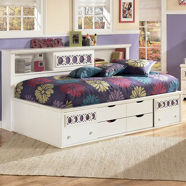 Ali Bookcase Daybed by Harriet Bee