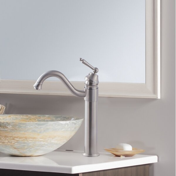 Century Single Hole Bathroom Faucet by Novatto