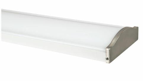 Designer Wrap Troffer High Bay by tL*Custom Lighting