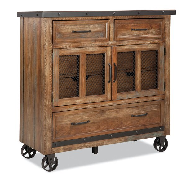 Outdoor Furniture Dunkle 7 Drawer Media Chest