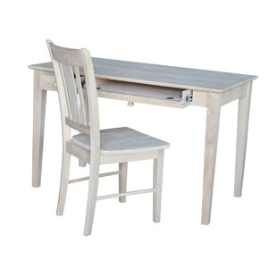Affordable Price Clementine Writing Desk and Chair Set ByAugust Grove