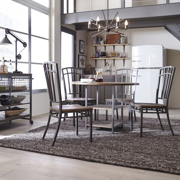 Shounak 5 Piece Dining Set by 17 Stories