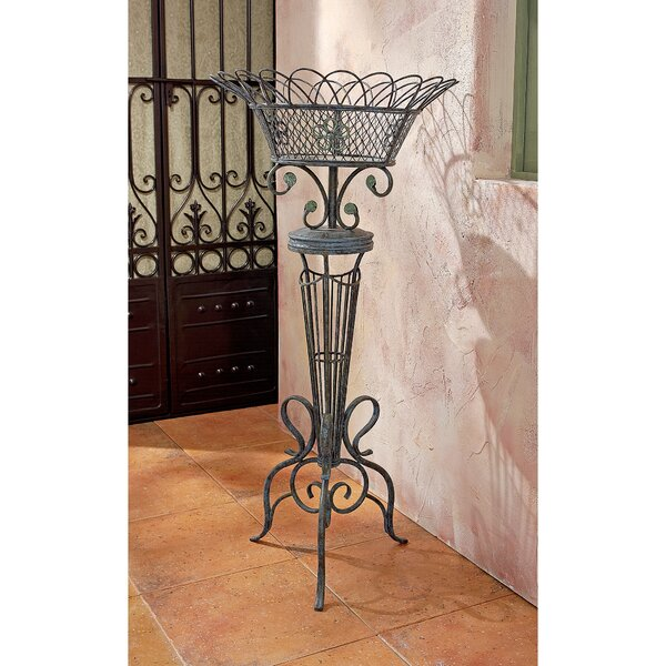 Victorian Plant Stand by Design Toscano