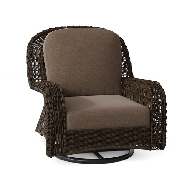 Glider Chair with Cushions