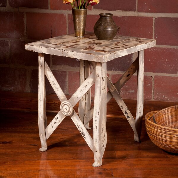 Cowles End Table by Loon Peak