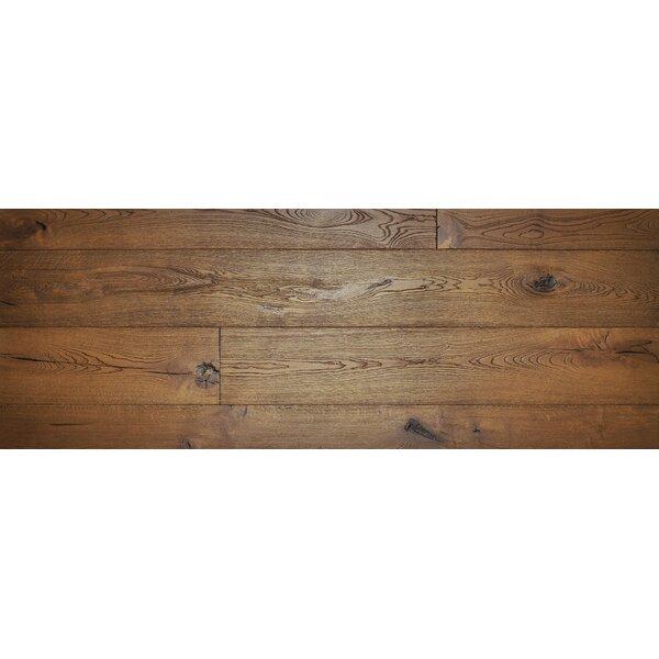Highlands 10.25 Engineered Oak Hardwood Flooring in Sonehaven by Albero Valley