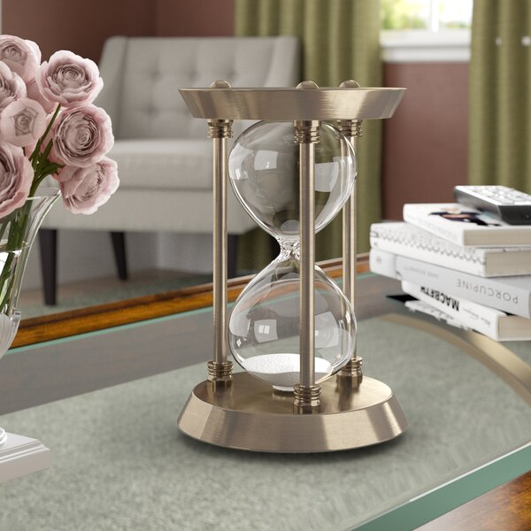 Corinthian Hourglass by Birch Lane™