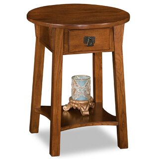 Apple Valley End Table with Storage by Charlton Home SKU:DE540481 Buy