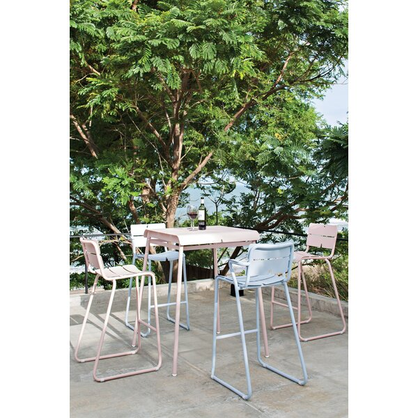 Corail Bar Height Dining Set by OASIQ
