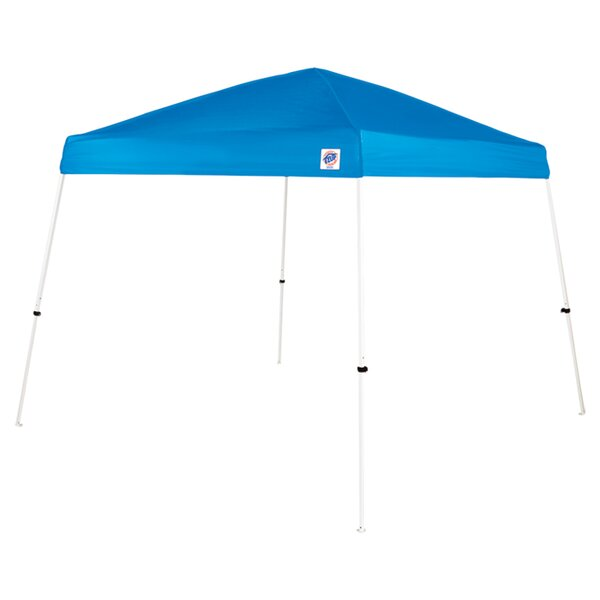 Vista 12 Ft. W x 12 Ft. D Steel Pop-Up Canopy by E