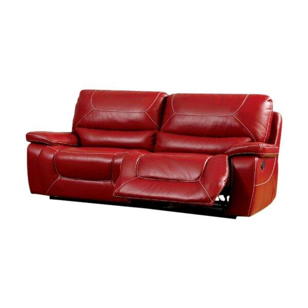 Gerardo Contemporary Recliner Sofa by Red Barrel Studio