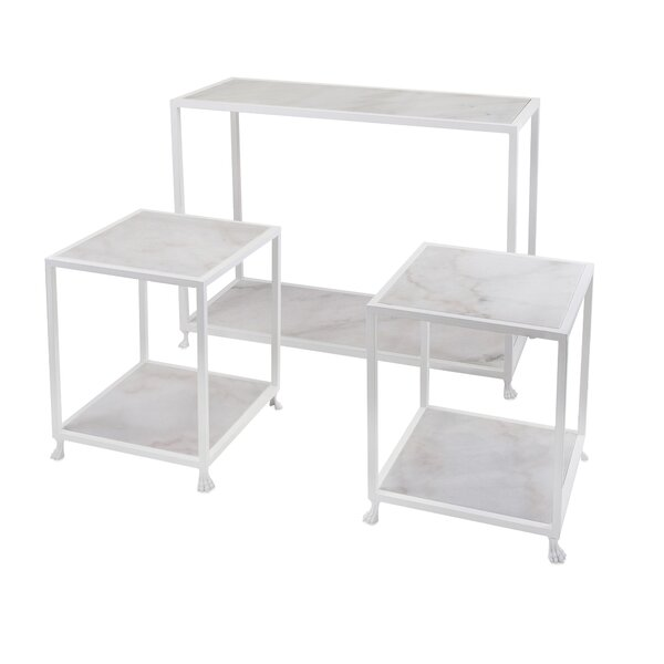 Balmoral Nesting Tables by Canora Grey
