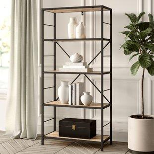 Macon Etagere Bookcase Greyleigh