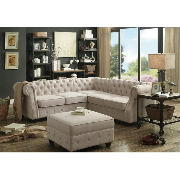 Asberry Sectional Collection by Lark Manor