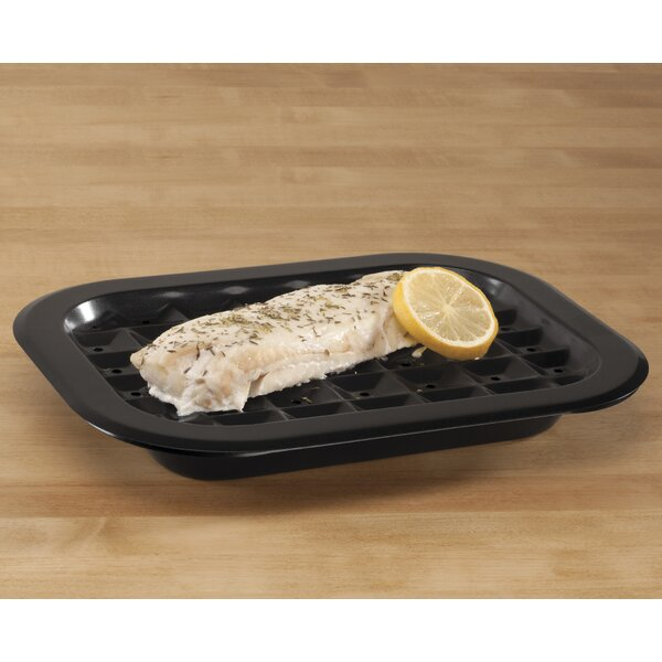 9 Non-Stick Broiler Pan by Miles Kimball