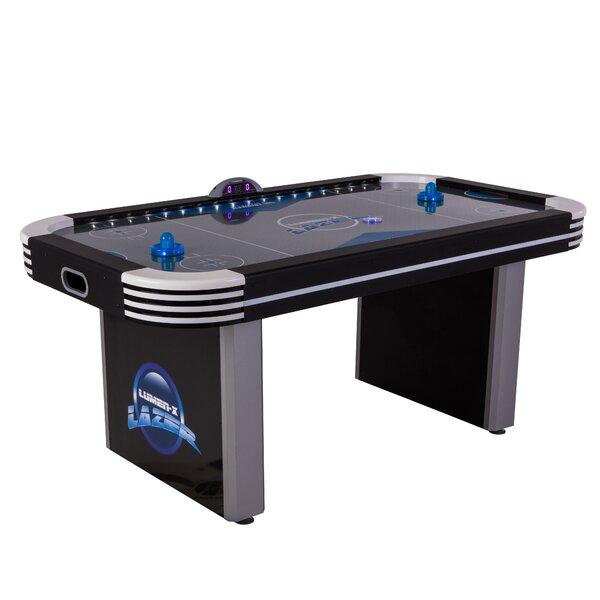 Triumph Lumen-X Lazer Air Hockey Table by Viva Sol
