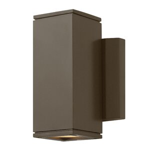 Clearance Hollon 5W Outdoor Wall Sconce By Latitude Run