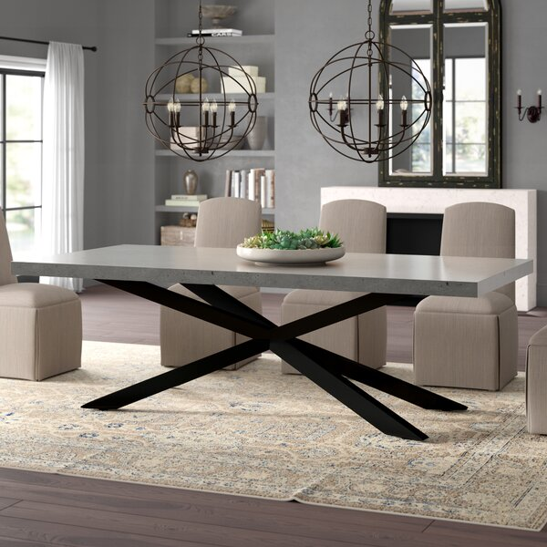 Ranchester Dining Table by Greyleigh Greyleigh