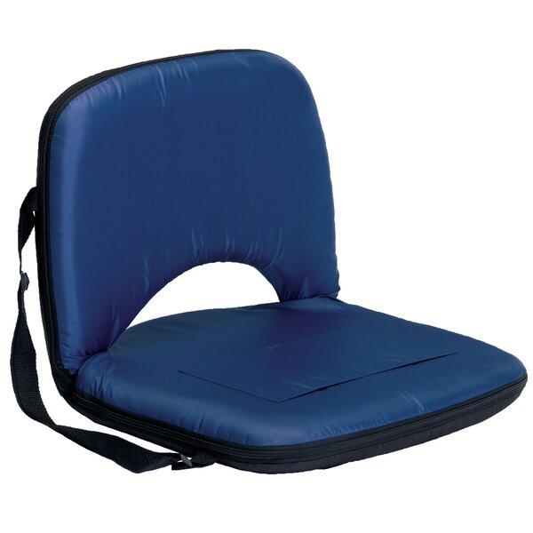 Dedham Bleacher Folding Stadium Seat by Freeport Park Freeport Park