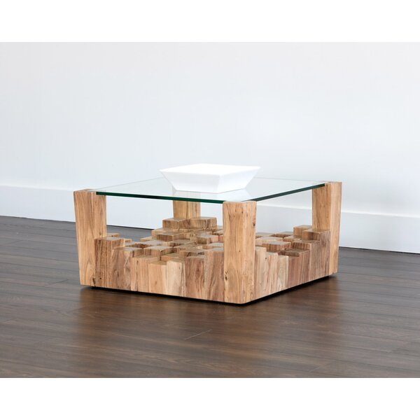 Locke Coffee Table by Sunpan Modern Sunpan Modern