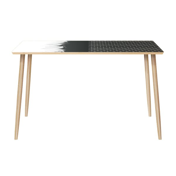 Mikel Dining Table by Brayden Studio
