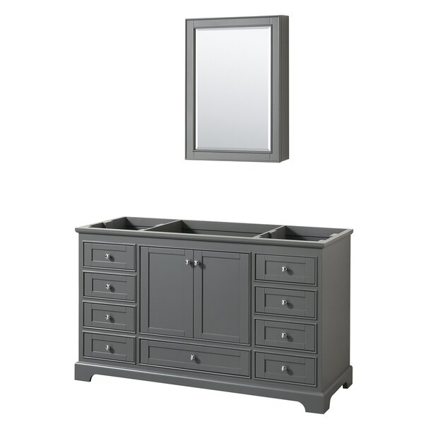 Deborah 59 Single Bathroom Vanity Base Only