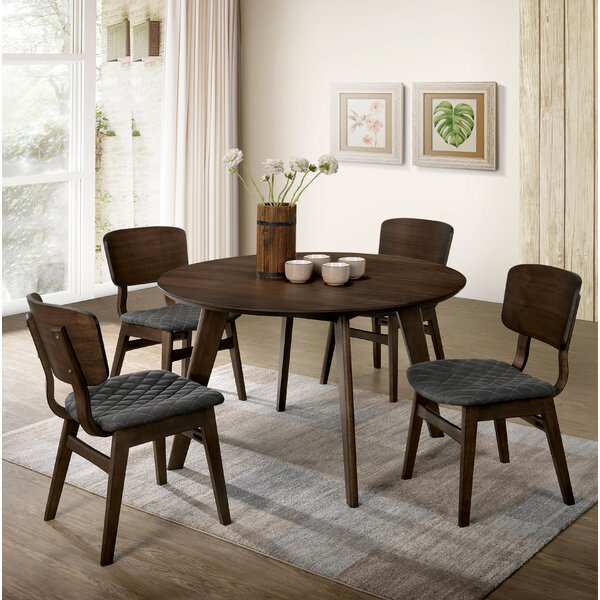 Eager 5 Piece Dining Set by George Oliver