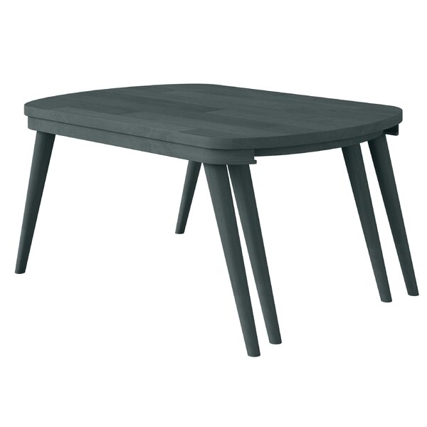 Dreiling Solid Wood Extendable Coffee Table By George Oliver