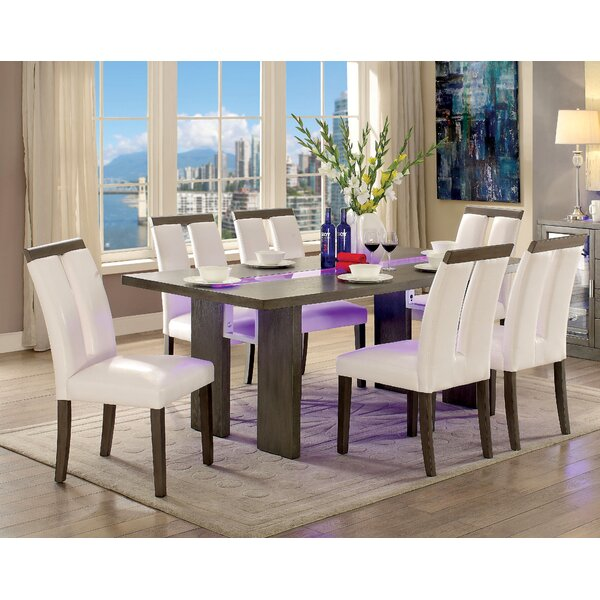 Travis 7 Piece Dining Set by Latitude Run