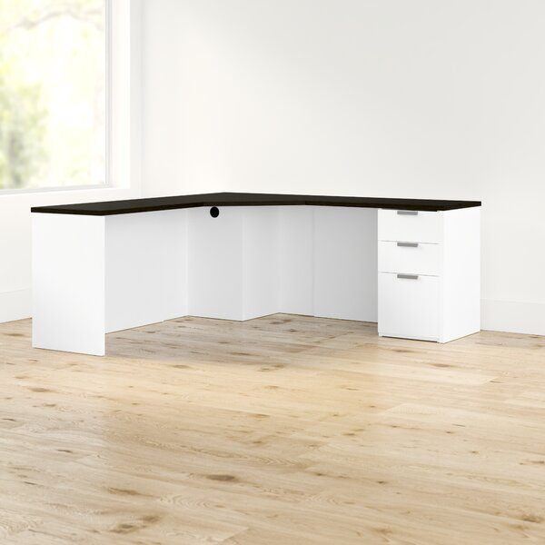 Hartleton Executive Desk by Latitude Run