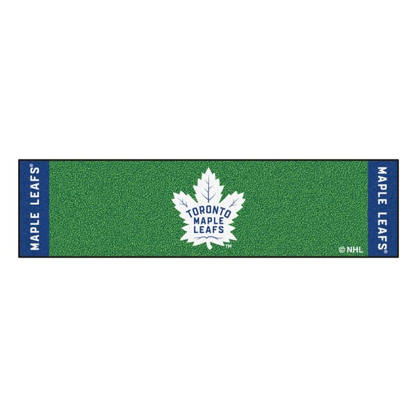 NHL - Toronto Maple Leafs Putting Green Doormat by FANMATS