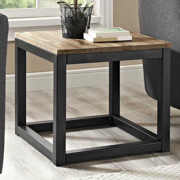 Mendivil Side Table By Gracie Oaks