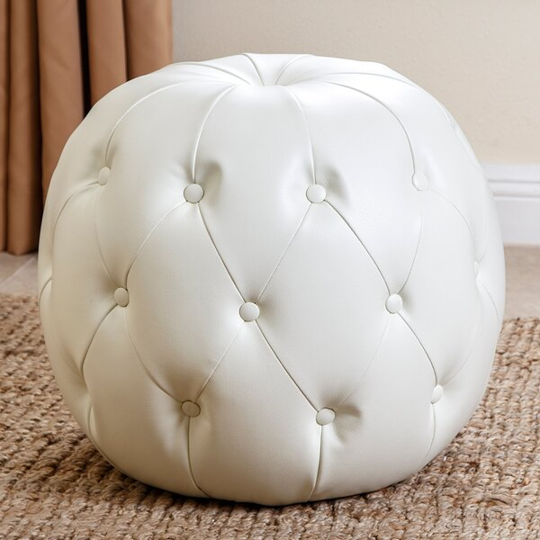 Lafond Pouf Ottoman by Darby Home Co